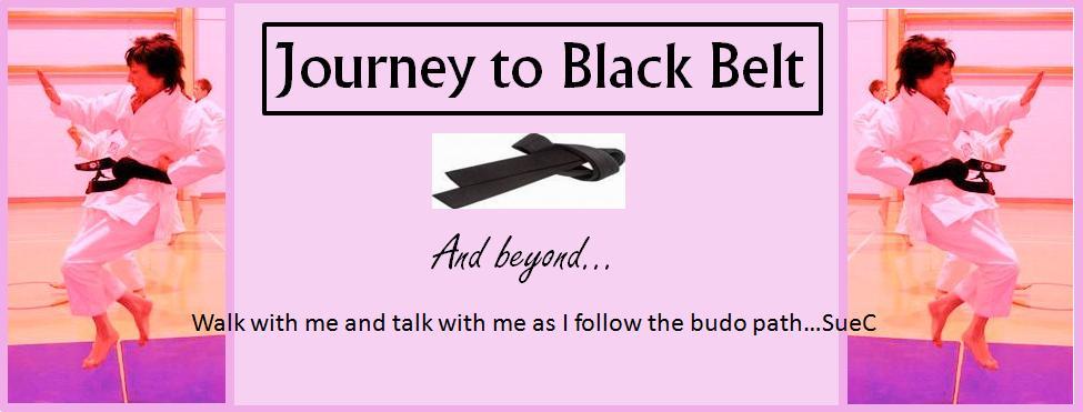 My journey to black belt